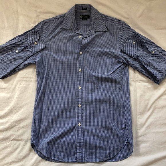 J. Crew l/s slim fit shirt
